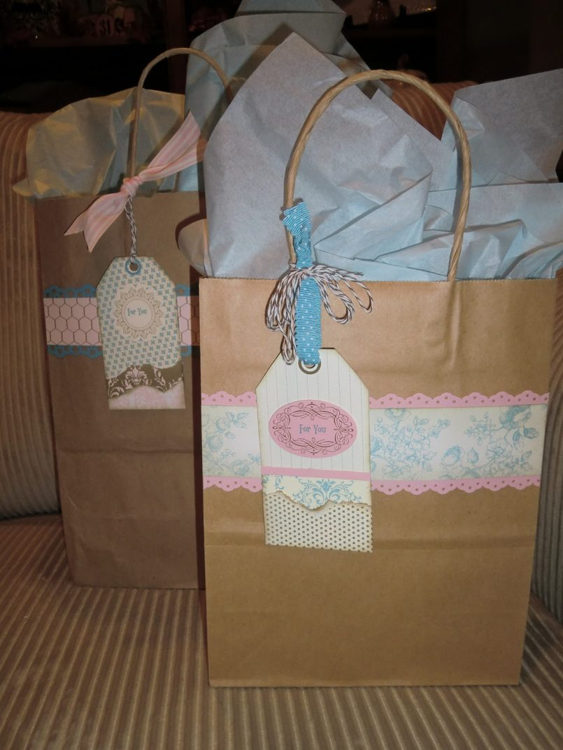 Themes Ba Shower Homemade Ba Shower Gift Bag Ideas For inside sizing 805 X 1073