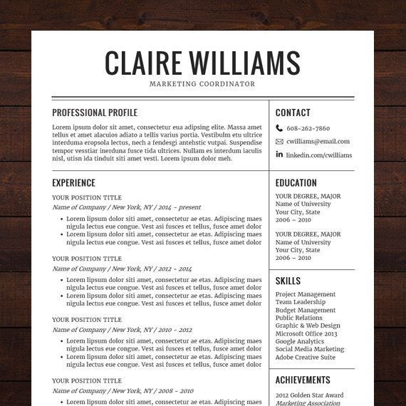 Creative Marketing Cv Examples Neu Free Resume Templates Word Unique Awesome Resumes Of