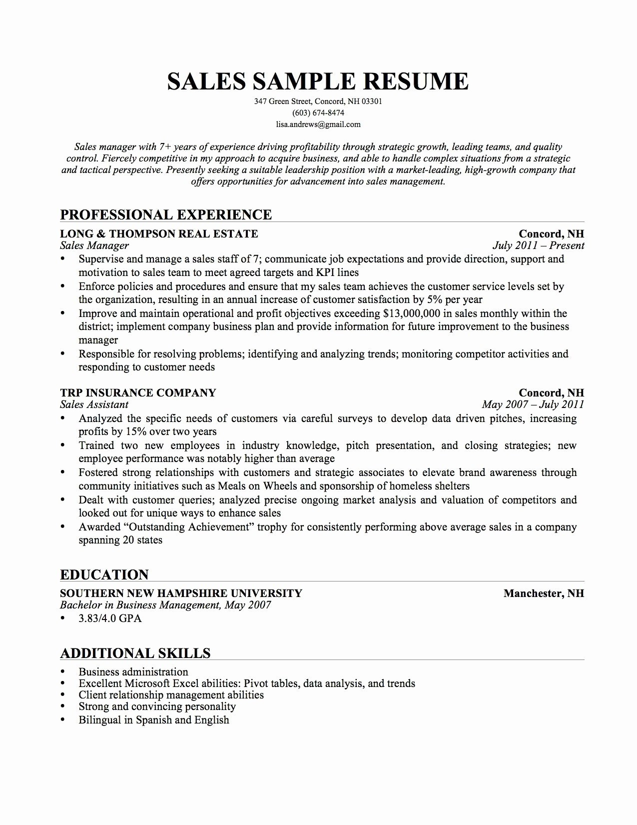 41 Luxus Cv English Student Example