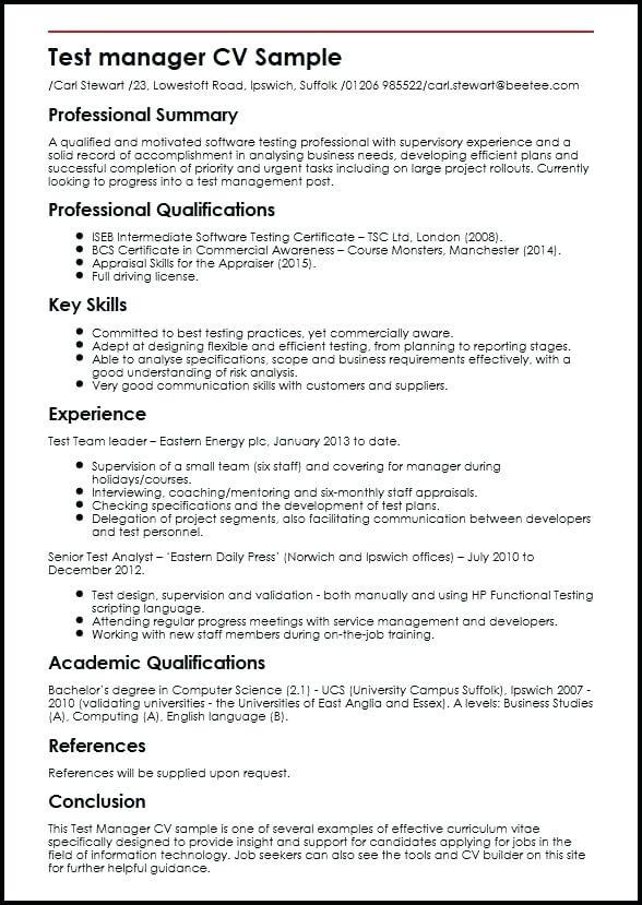 Curriculum Vitae Format For Job Application Sri Lanka Schön