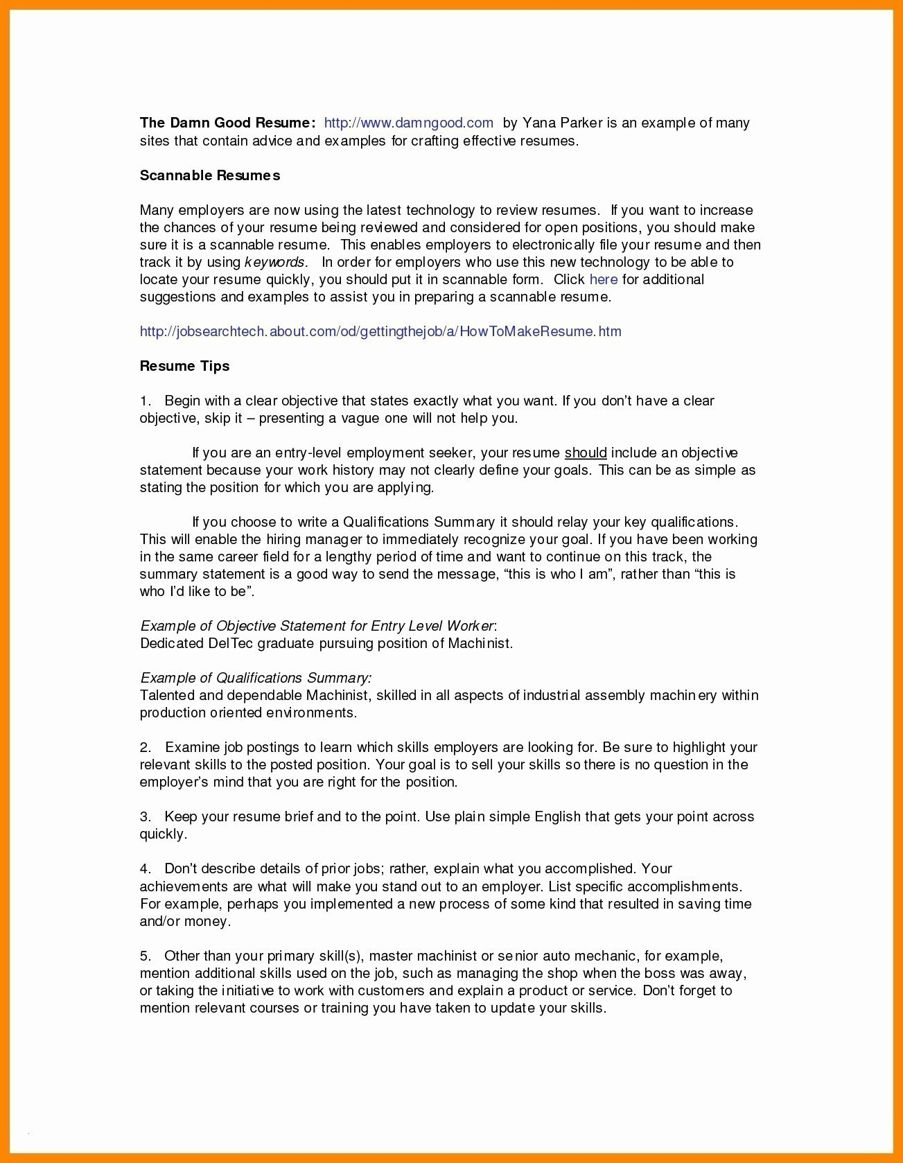 Curriculum Vitae Format Pdf Download Einzigartig Resume