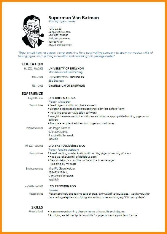 Curriculum Vitae Format Pdf Download Luxus Pdf Resume
