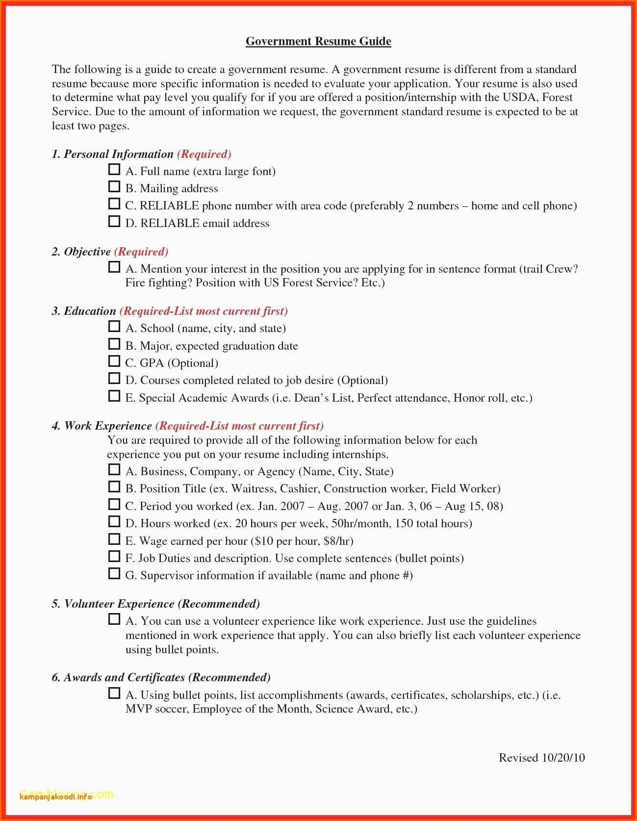 Cv Format For Job Application Elegant Resume Format Pdf Free
