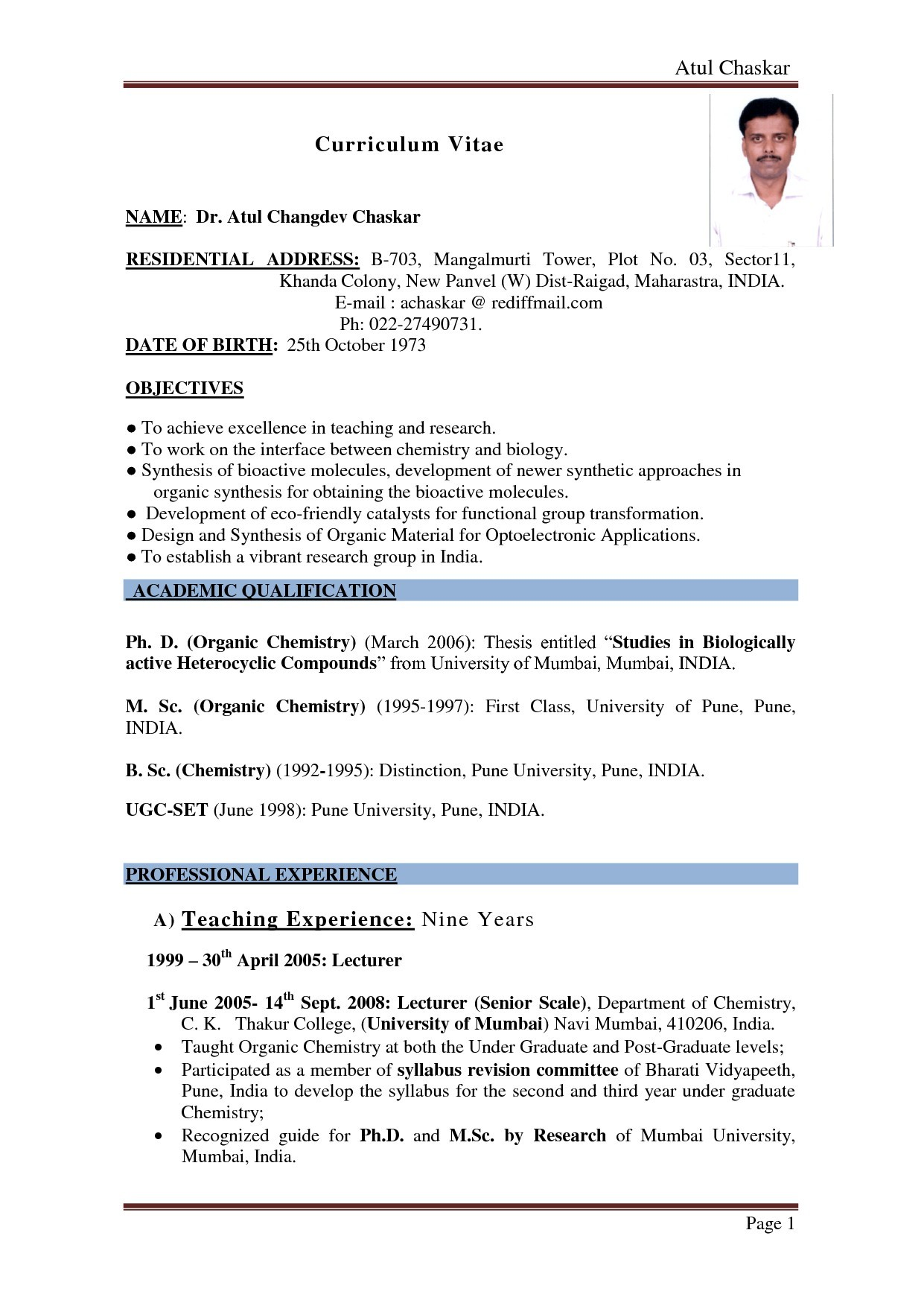 English Teacher Cv Sample Pdf Luxus Resume For Teachers Without Experience Unique Math Of