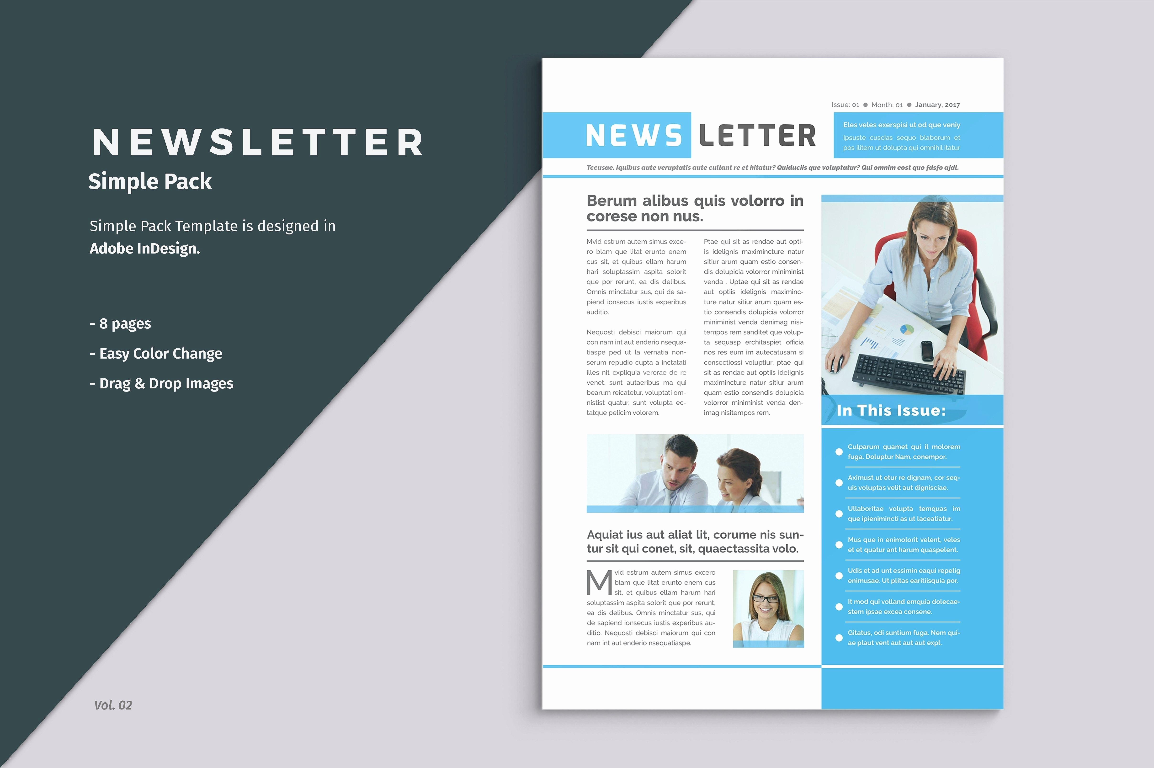 Indesign Cv Template Free Download Best Of