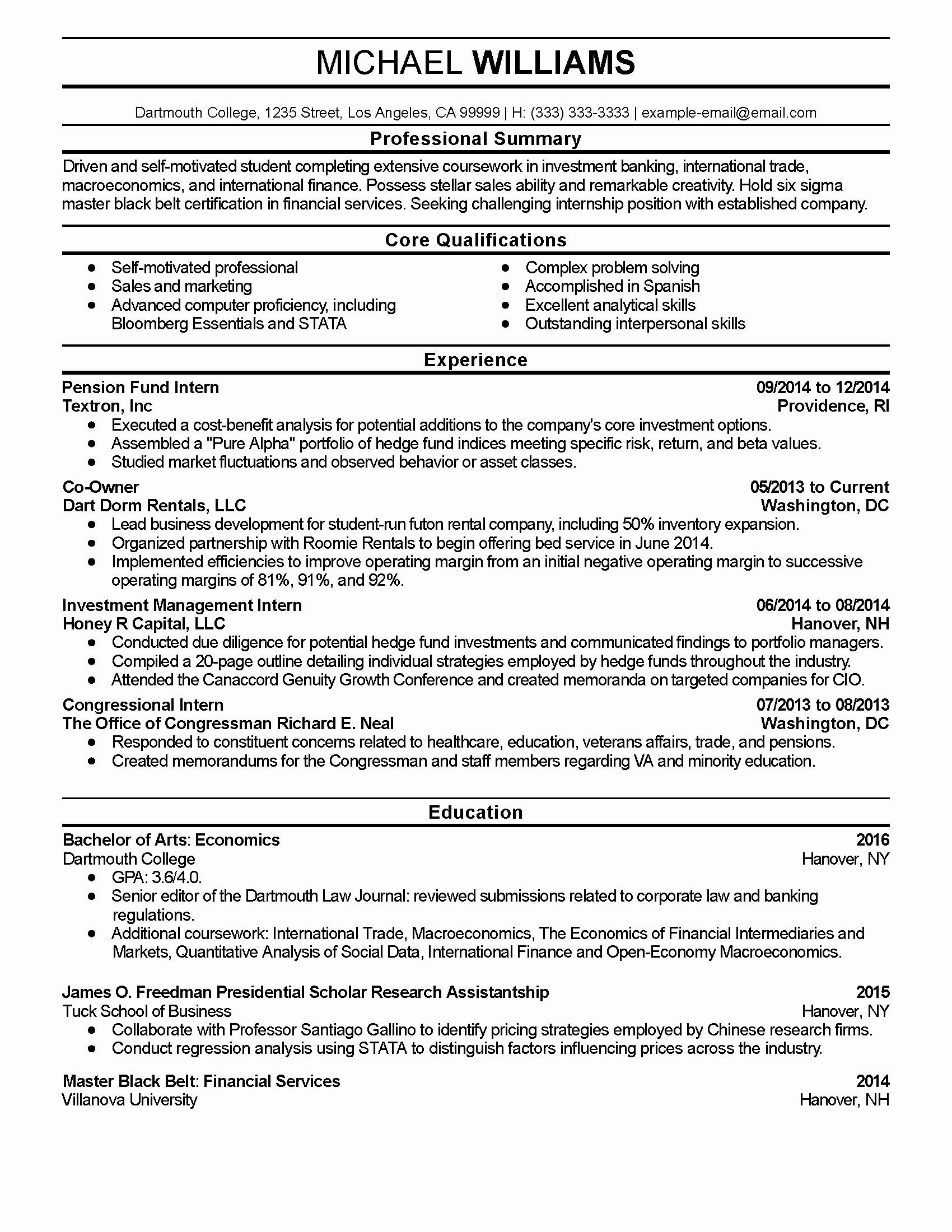 Legal Internship Cv Example Inspirierend Sample Resume Law Professor New Examples