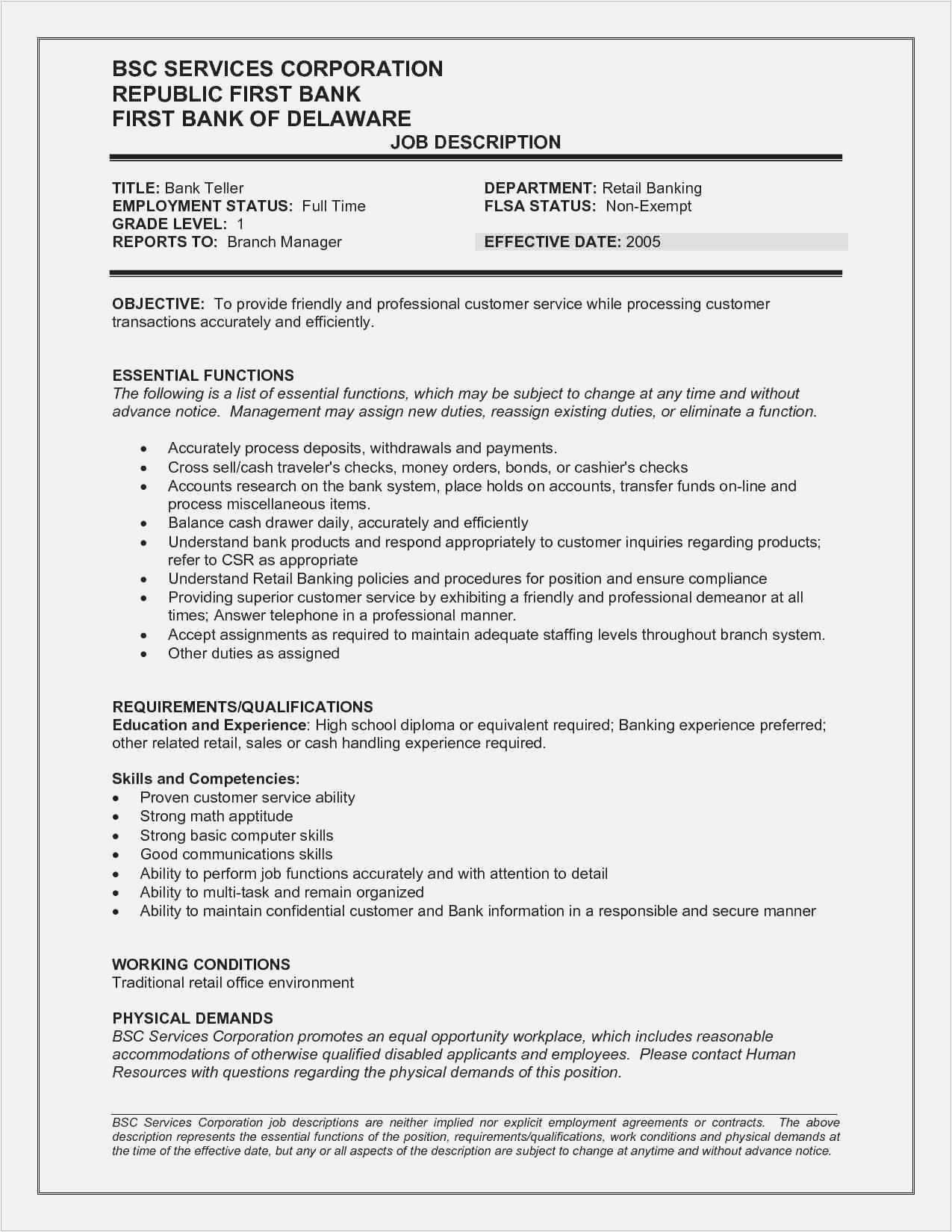 Sales Manager Cv Example Elegant Mission Statement Examples Glendale Munity Of