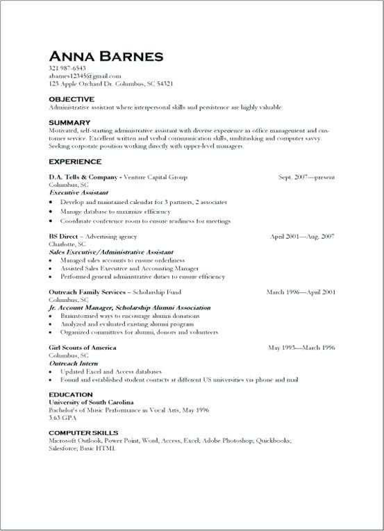 Sales Manager Cv Example Luxus 39 Awesome assistant Manager Cv ...