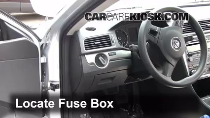 zekeringen vw polo 2000 le meilleur de interior fuse box location 2012 2017  volkswagen passat 2012
