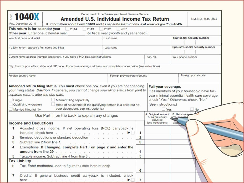 1040 Tax Form 2018 Example New 2018 Federal In E Tax Form 1040 Fresh