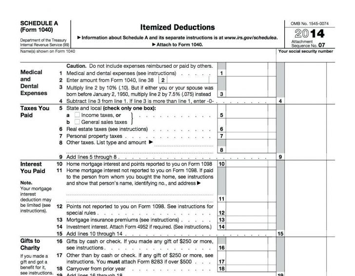 2018 Form 1040 Schedule E