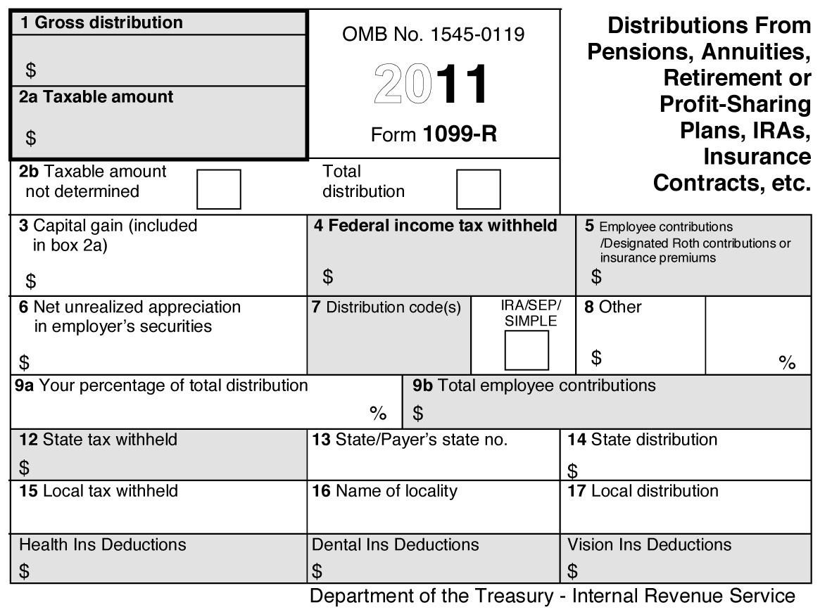 Form 1099 B Box E