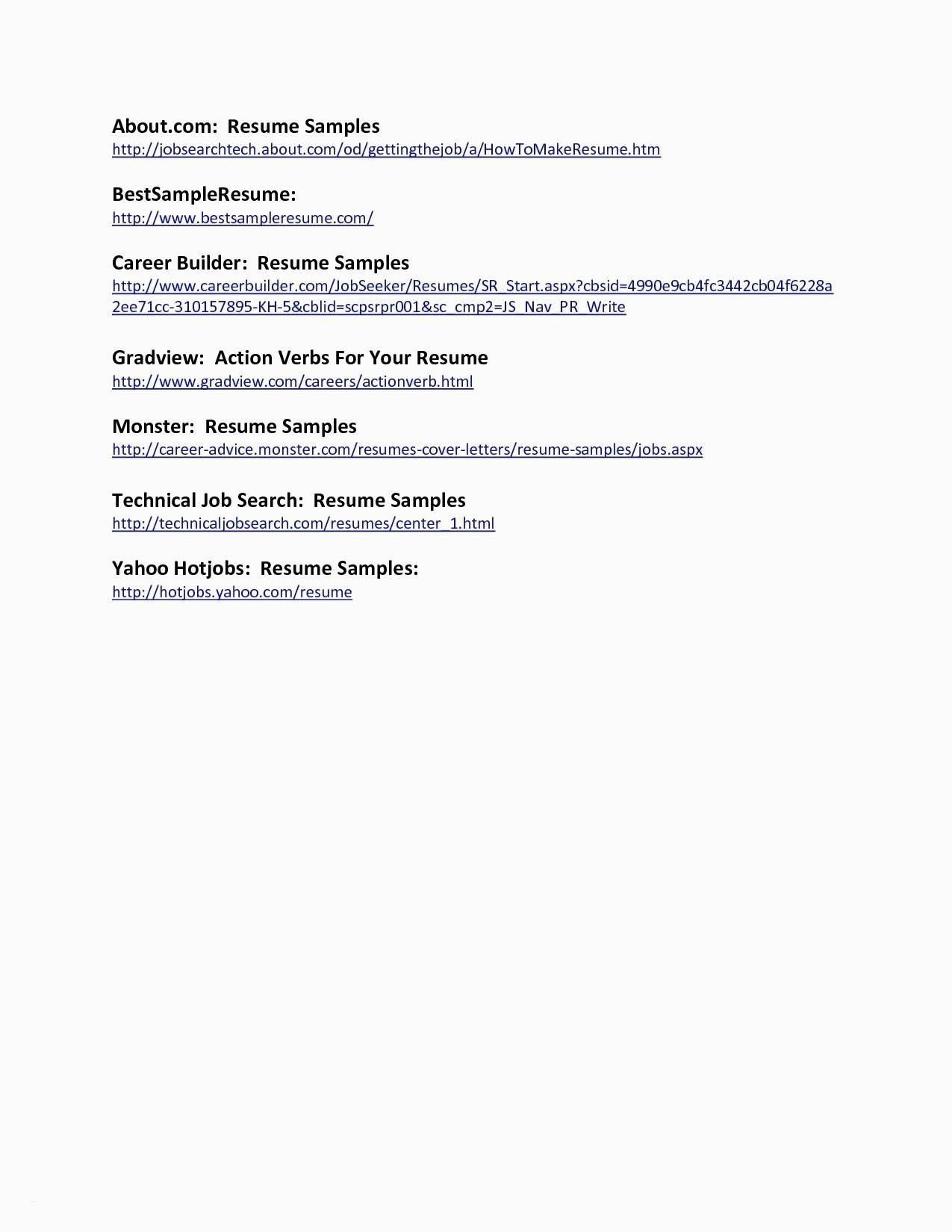 Curriculum Vitae Pdf Mexico Lujo 53 Unique Sample Resume for