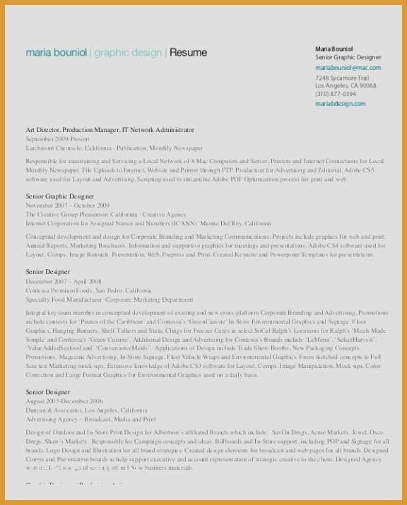 Fashion Design Cv Examples Inspirador Fashion Design Resume