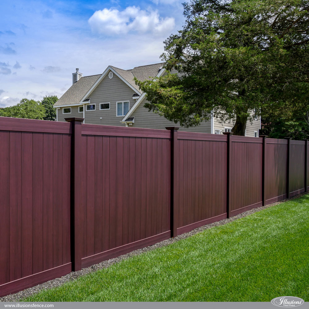 Awesome Illusions Pvc Vinyl Fence Ideas And Images Illusions throughout dimensions 1000 X 1000