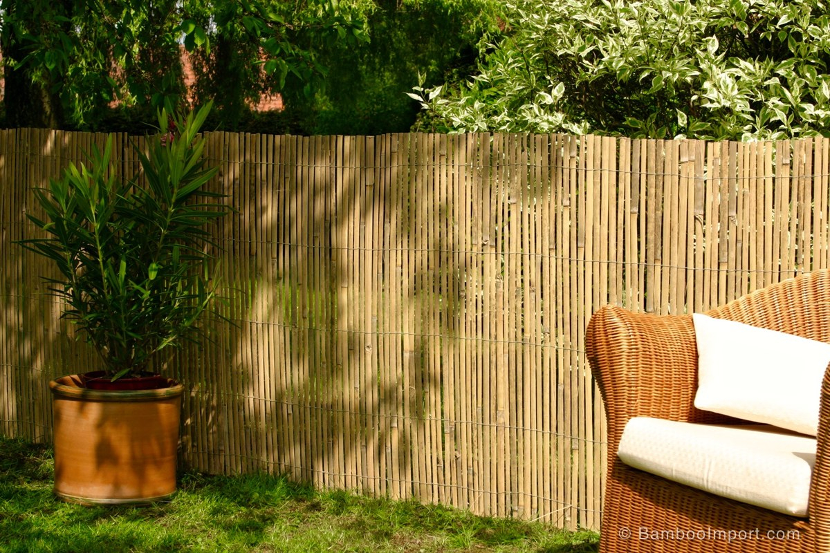 Best Split Bamboo Fencing Bitdigest Design Ideas Split Bamboo within size 1200 X 800
