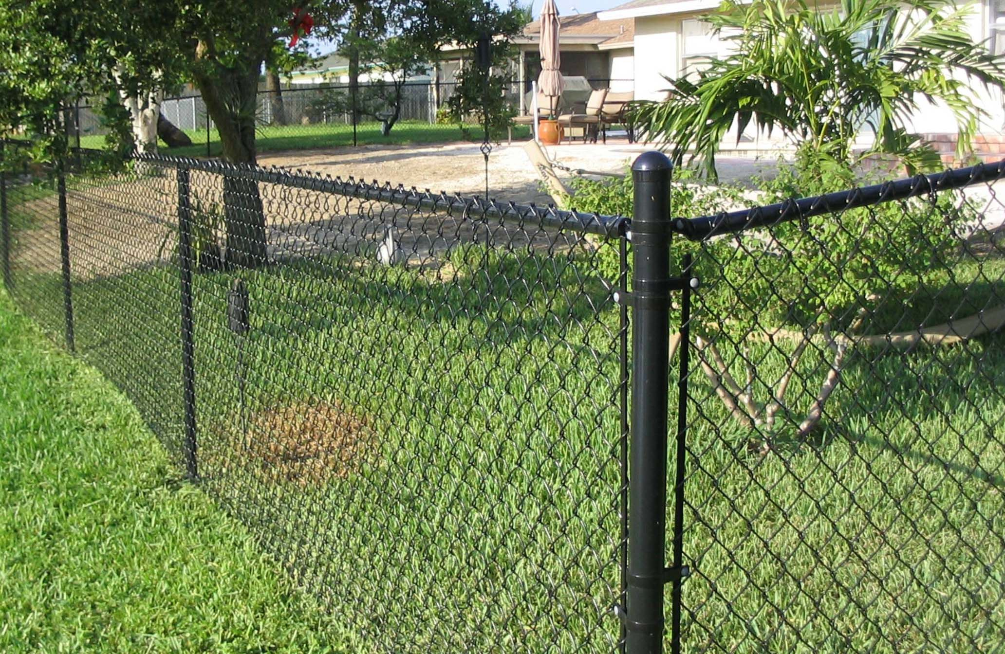 Chain Link Fence Buyers Guide Fence Center intended for proportions 2064 X 1344