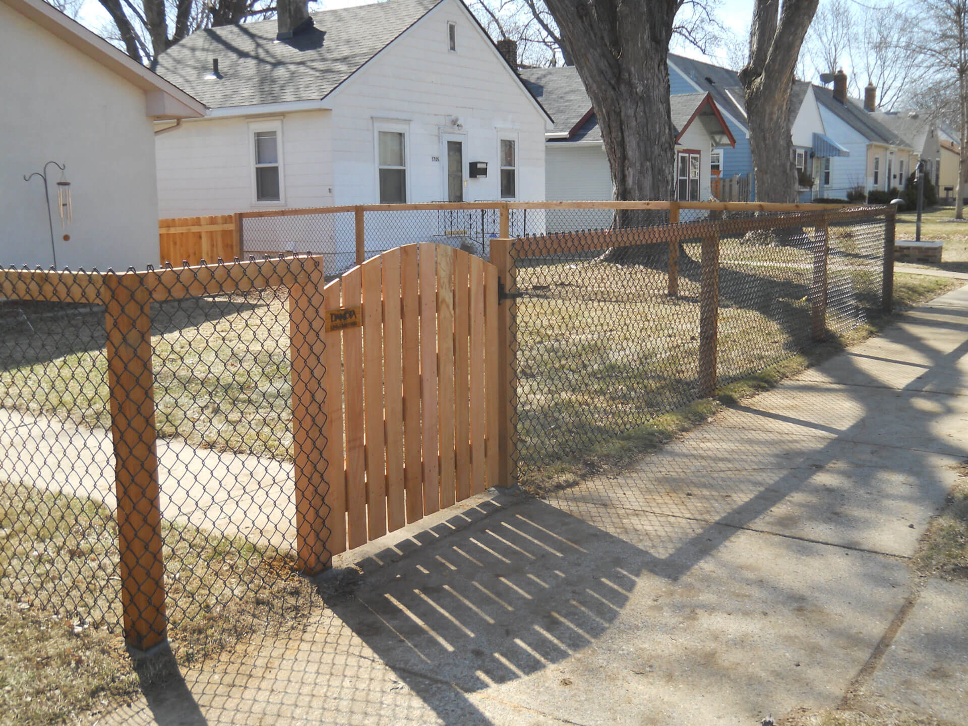 Chain Link Fence In St Paul Lakeville Twin Cities Woodbury within size 1920 X 1440