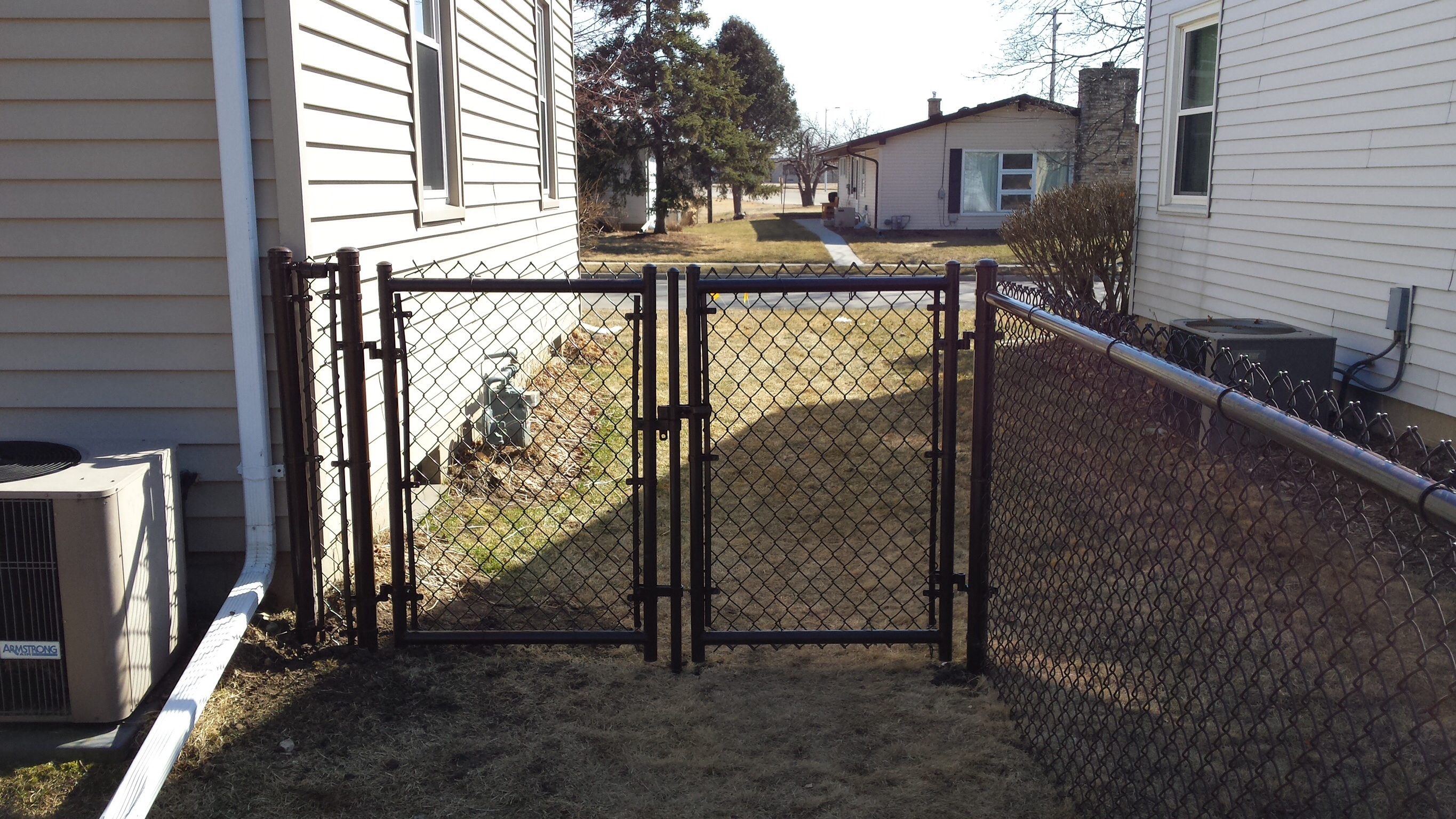 Chain Link Fencing Popular In Wisconsin inside measurements 2730 X 1536