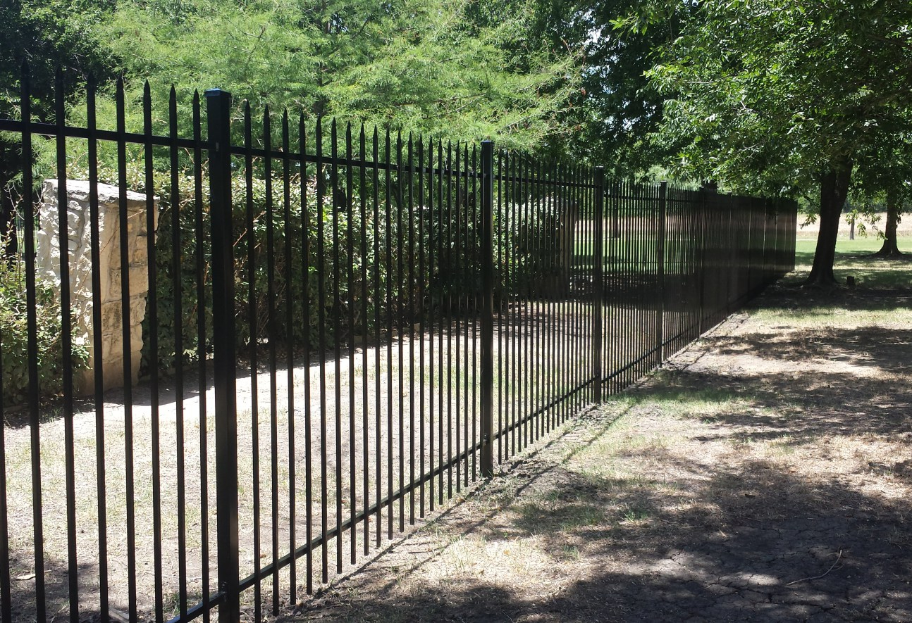 Fence Beautiful Modern Metal Fence Panels 89 For With Modern regarding proportions 1294 X 885