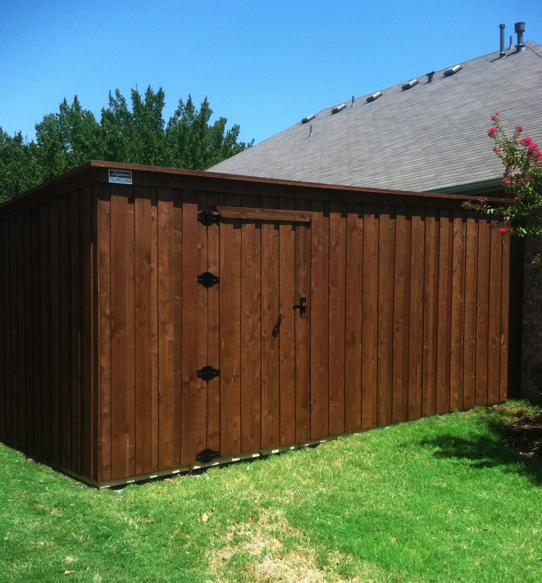Fence Design Ft Privacy Fence With Gate Cedar Wood Fort Worth for proportions 1832 X 1971