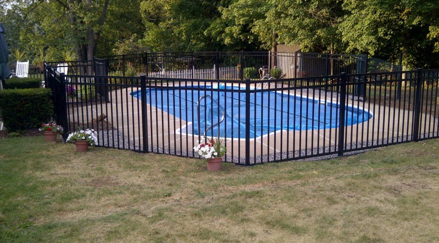 Fence Glass Fence Amazing Pool Fence Prices 15 Awesome Diy Lawn throughout sizing 1495 X 829
