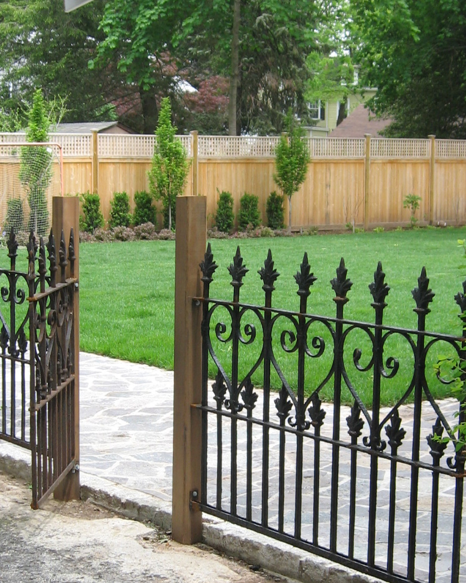 Fence Iron Fencing Beautiful Ornamental Metal Fence We Make with regard to dimensions 917 X 1146