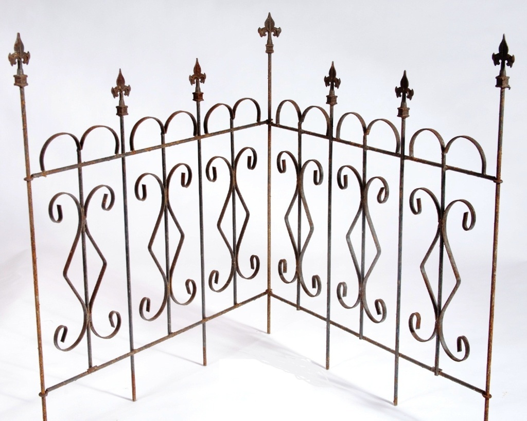 Fence New Ideas Decorative Metal Fencing With Metal Fencing pertaining to measurements 1024 X 819