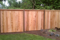 Fence Wood Fences Amazing Cedar Fence Posts Cedar Scalloped inside size 3264 X 1952