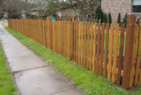 Fence Wood Privacy Fences For The Home Amazing 4 Foot Wood Fence throughout dimensions 2048 X 1536