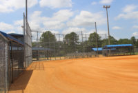 Filejim Buck Goff Complex Baseball Field 1 Fence And Netting for size 5184 X 3456