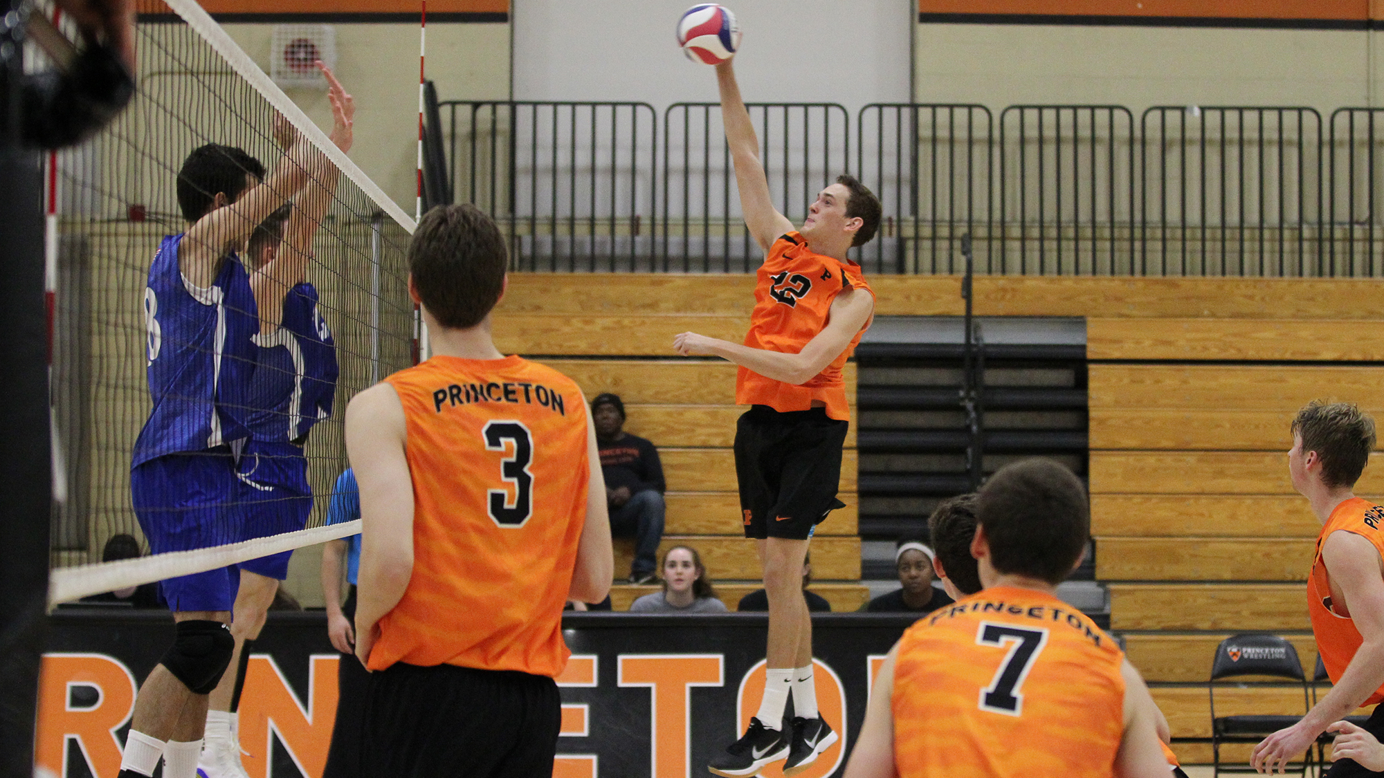 Fort Wayne Knocks Off Princeton 3 0 Goprincetontigers within dimensions 2000 X 1125
