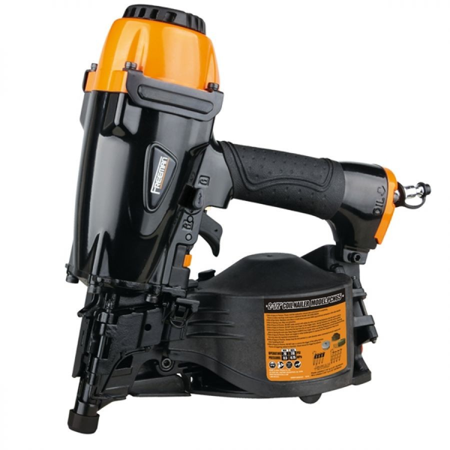 Freeman Pcn65 Coil Siding Fencing Nailer 1 34 To 2 12 within dimensions 900 X 900