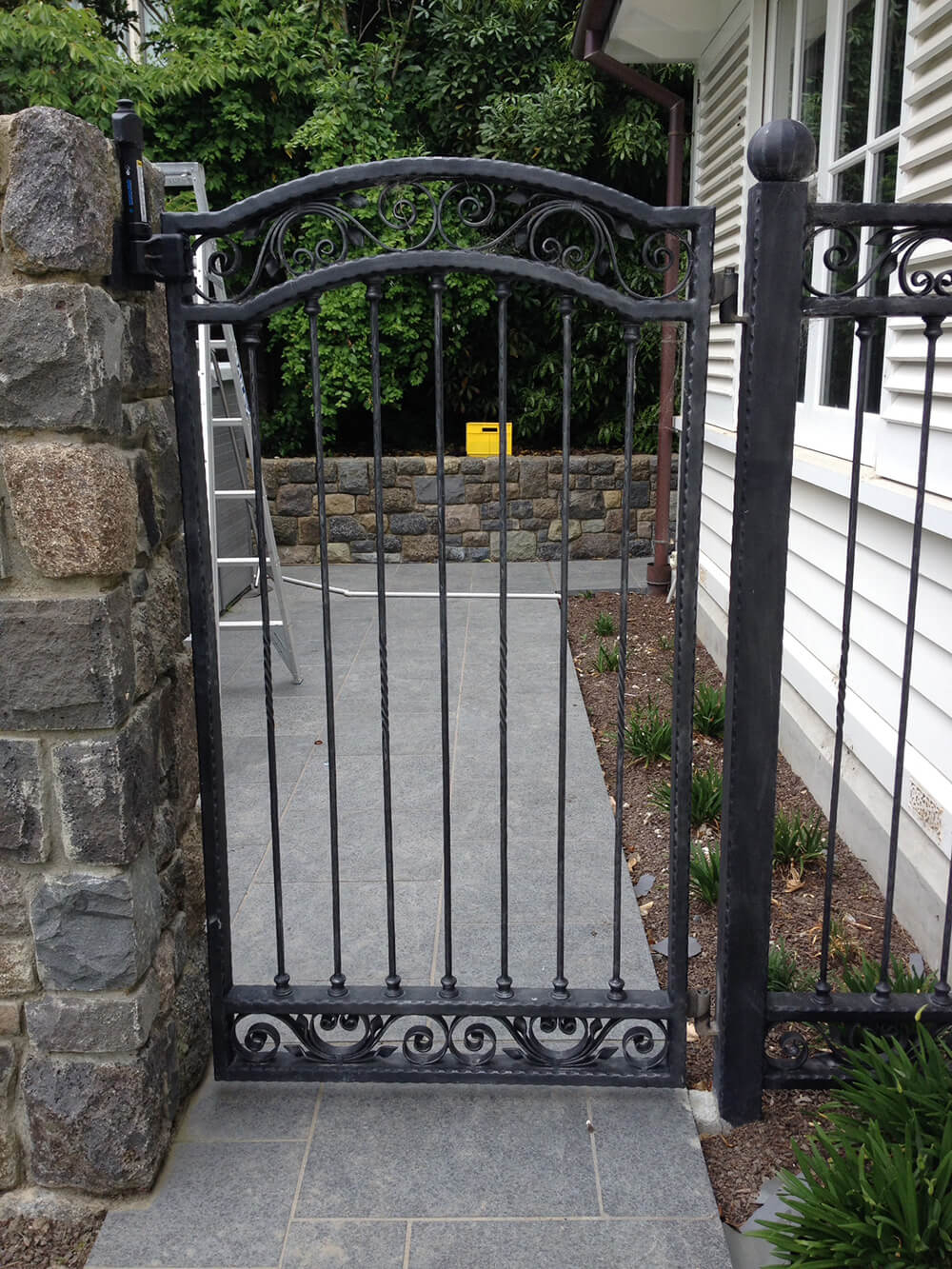 Gate And Fence Entry Gate Gates Iron Iron Gate For Home Electric with regard to sizing 1000 X 1333