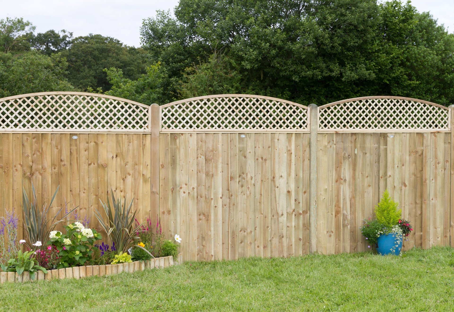 Haven Timber Quality Heavy Duty Fence Panels And Trellis In pertaining to sizing 1920 X 1319