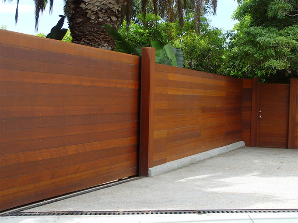 Horizontal Fence Plans Construction Detail Peiranos Fences regarding sizing 1024 X 768