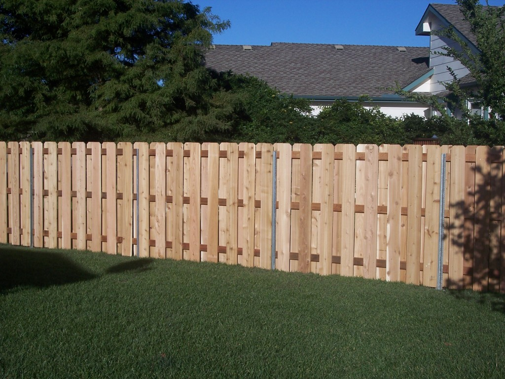 Picket Fence Wichita Ks Fences Design
