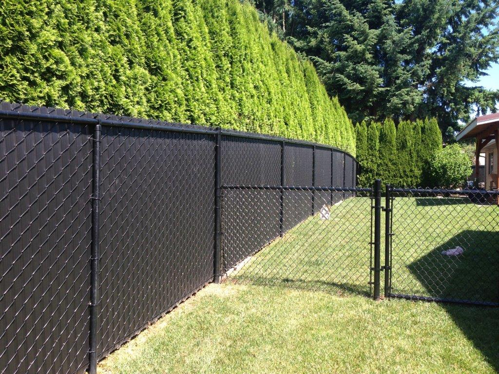 Privacy Slats For Chain Link Fence Green Peiranos Fences with proportions 1024 X 768