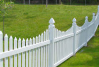 Pvc White Picket Fencing Fences Ideas with proportions 1000 X 1000