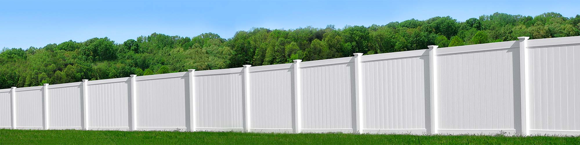 Rainier Vinyl Privacy Fence Vinyl Fence Wholesaler with regard to sizing 2000 X 500