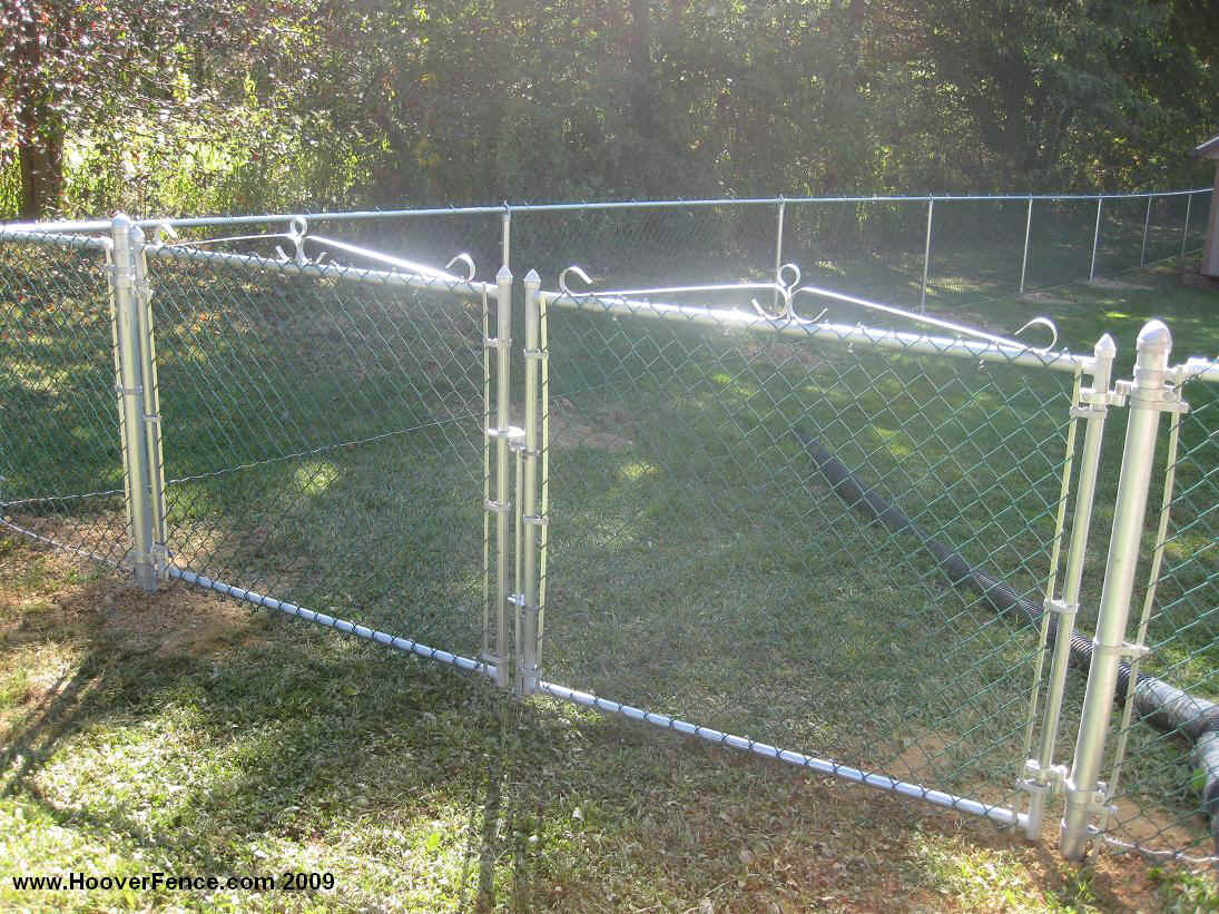 Residential Chain Link Gates Page 14 inside sizing 1095 X 821