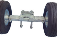 Rolling Gate 10 Wheel Carrier For Chain Link Fence Rolling inside proportions 2457 X 1225