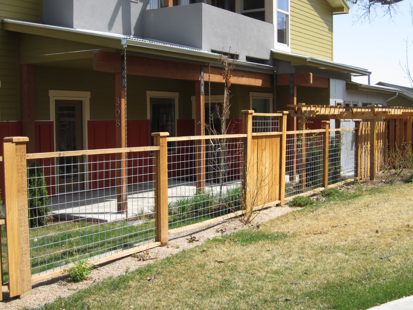 Rustic Wire Fence Panels Remove Wire Fence Panels Posts Design pertaining to dimensions 1600 X 1200