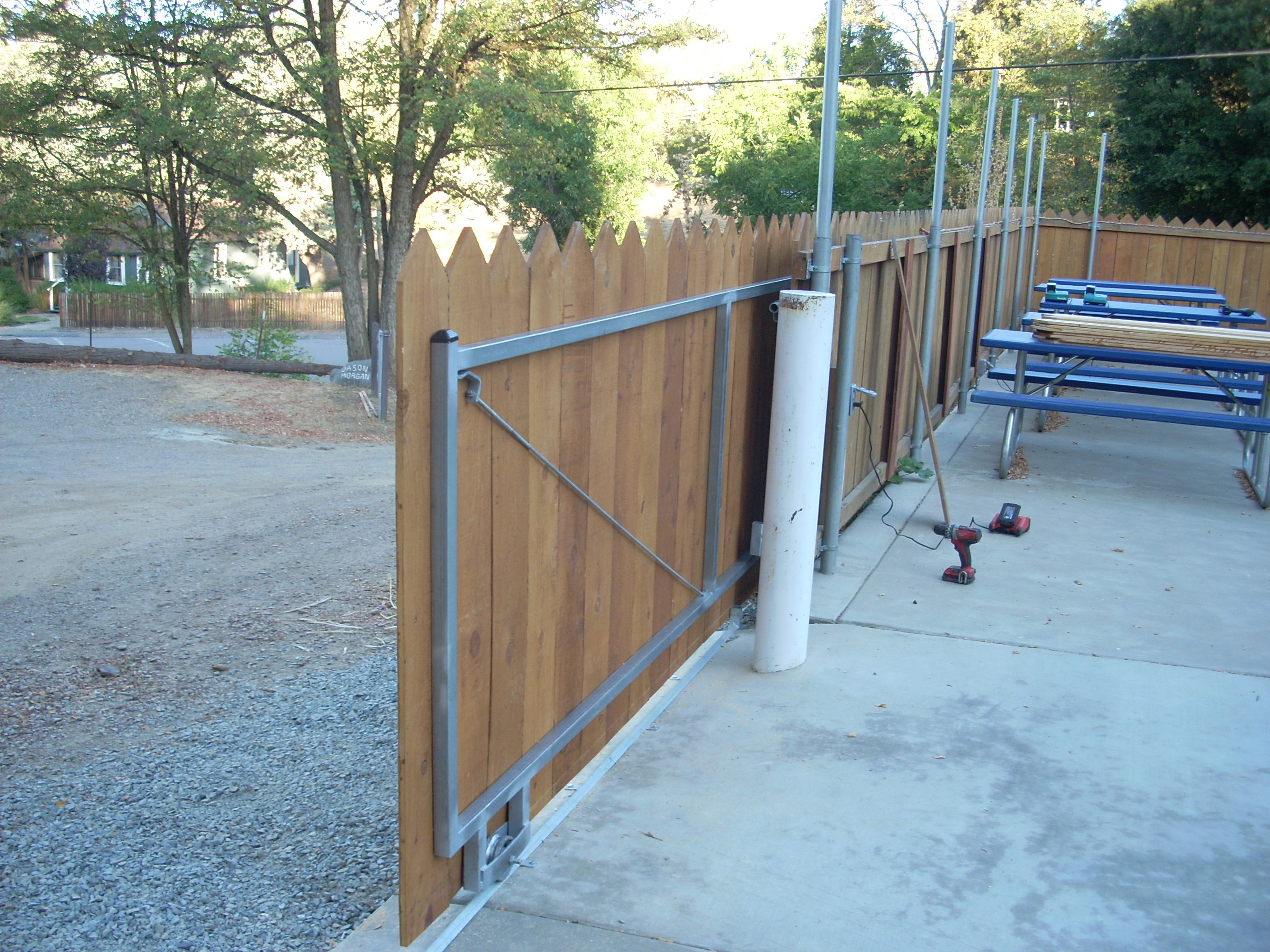 Sentry Fence Company Escondido Ca Fence Contractor for proportions 2816 X 2112