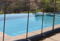 Temporary Pool Fencing No Holes Pool Fence with dimensions 1888 X 627
