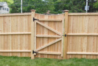 Wood Fence Gate Designs The Home Design Some Collections Of Wood inside dimensions 1600 X 1200