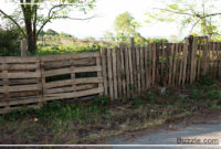 Wooden Fence Designs That Lend A Rustic Look To Your Garden for sizing 1200 X 700