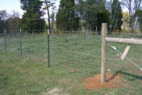 Woven Wire Fence Ideas Peiranos Fences Diy To Install Woven regarding size 1024 X 778