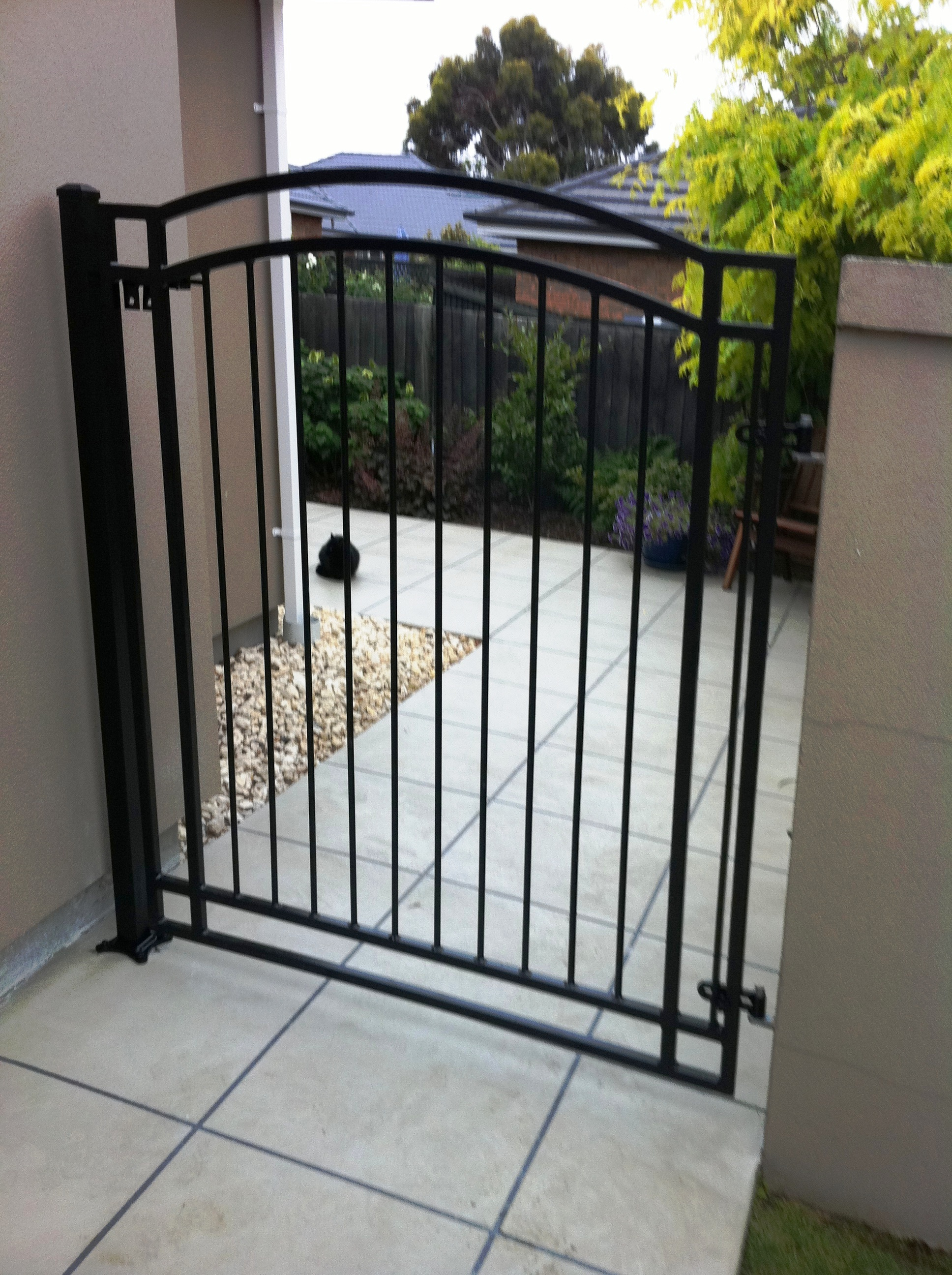 Wrought Iron Gates Pool Fencing Balustrades Christchurch regarding size 1936 X 2592