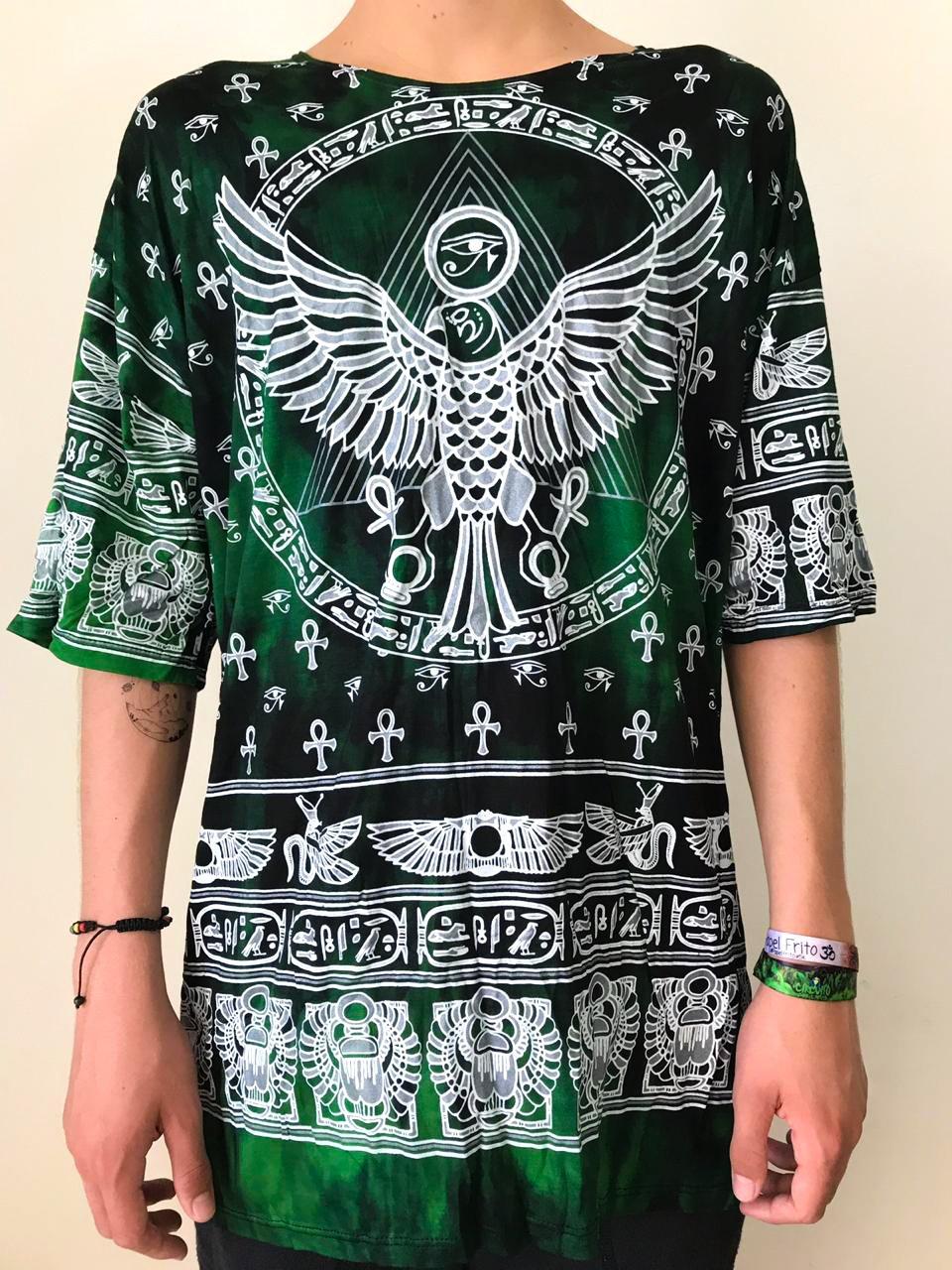 Camiseta Egípcia. GG